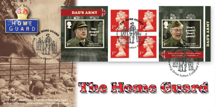 Self Adhesive: Dad's Army, Training Exercises