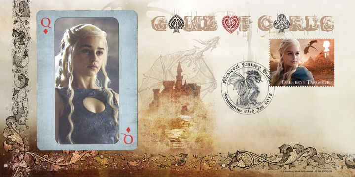 Game of Thrones, Game of Cards No.14