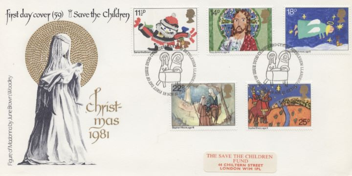 Christmas 1981, Save the Children Fund