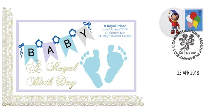 A Royal Prince is Born, Congratulations to William & Kate
