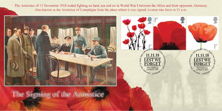 The Signing of the Armistice, The End of the Great War