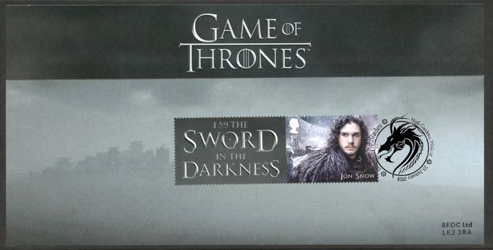 Game of Thrones, Key Quotes 03 - I am the Sword in the Darkness