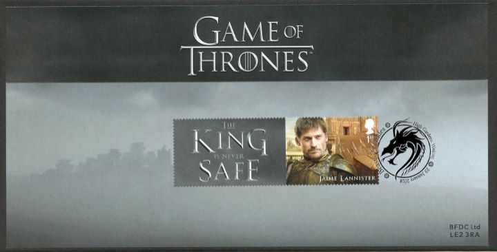 Game of Thrones, Key Quotes 08 - The King is Never Safe