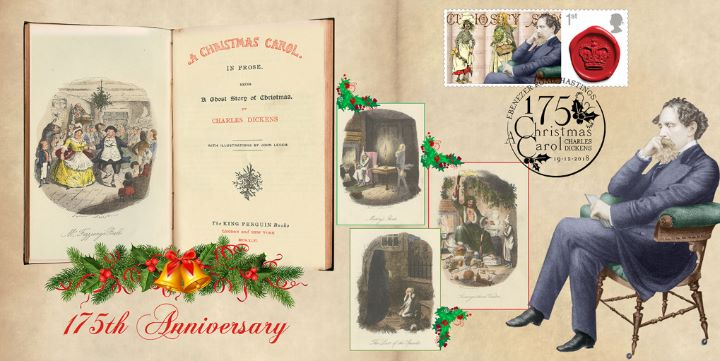 A Christmas Carol, 175th Anniversary