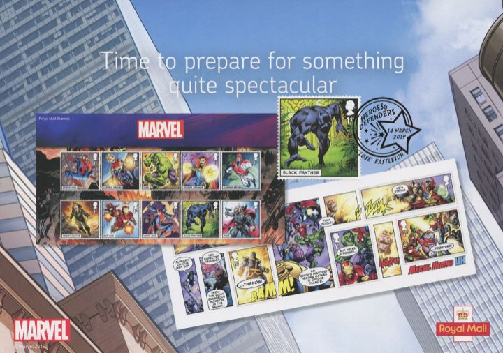 Marvel, Promotion Cover No 2