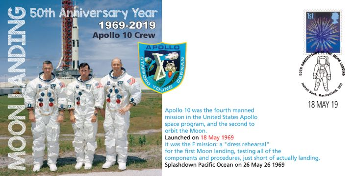 Apollo 10 Launch, 50th Anniversary