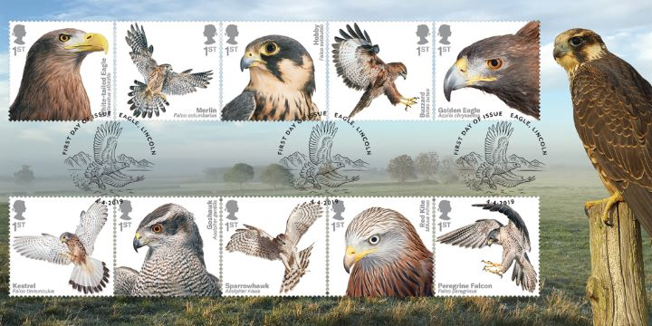 10 stunning stamps on exclusive first day covers