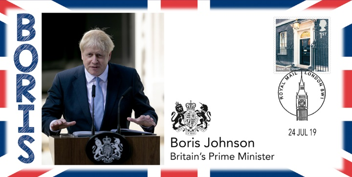 Boris Johnson, Britain's new Prime Minister