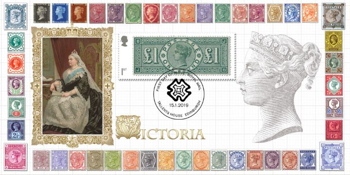 Stamp Classics, Classic Victorian Stamps