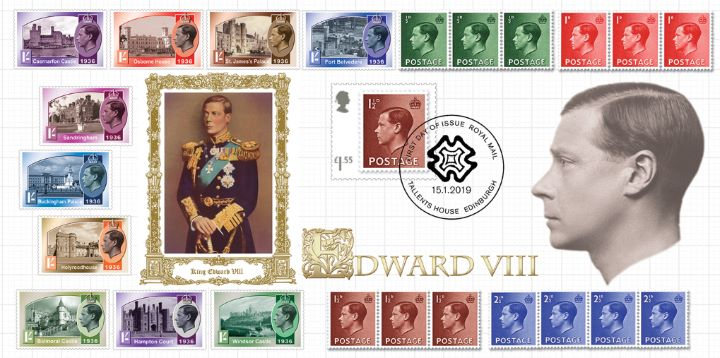 Stamp Classics, Classic Edward VIII Stamps