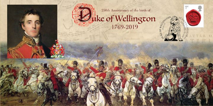 Duke of Wellington, 250th Anniversary Year of his Birth