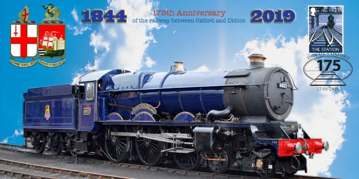 Oxford to Didcot Railway, 175th Anniversary