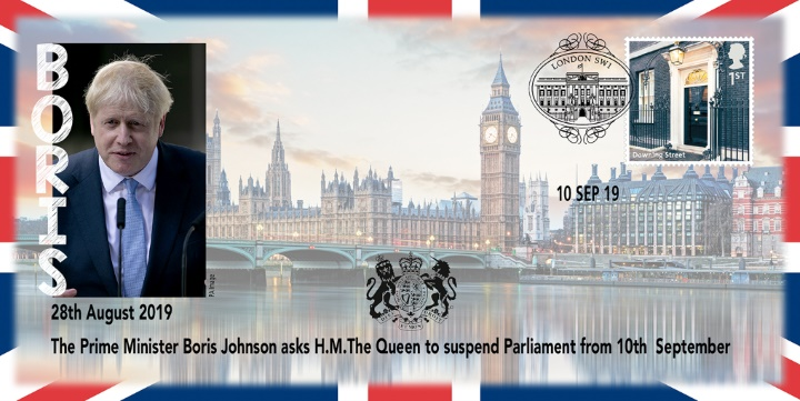 Prorogation of Parliament, Boris Johnson & Houses of Commons
