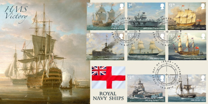 Royal Navy Ships, HMS Victory