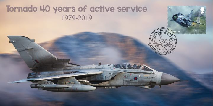 Tornado, 40 Years of Active Service