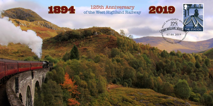 West Highland Railway, 125th Anniversary