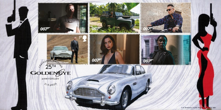James Bond: Generic Sheet, Duel