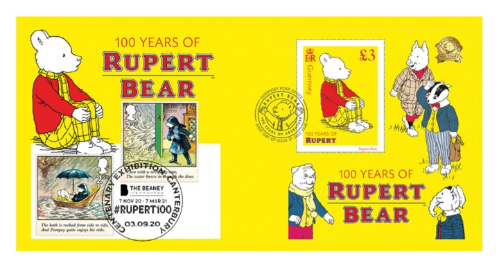 Rupert Bear, Rupert and Friends