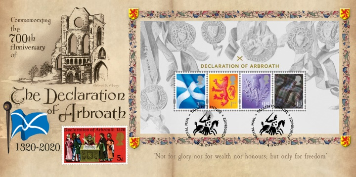 Declaration of Arbroath, Declaation of Arbroath