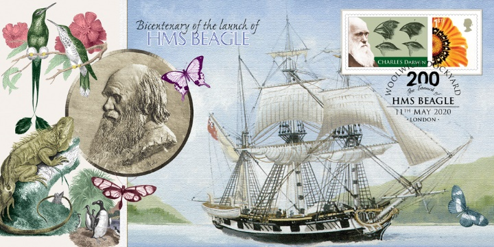 HMS Beagle, Bicentenary of Beagle's Launch