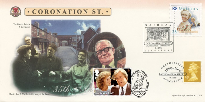 Coronation Street, The Snug and Ken Barlow