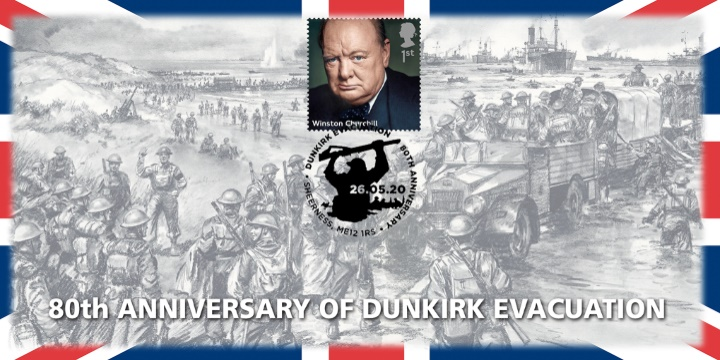 Evacuation of Dunkirk, 80th Anniversary