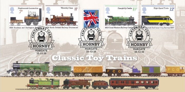 Classic Toy Trains, Centenary