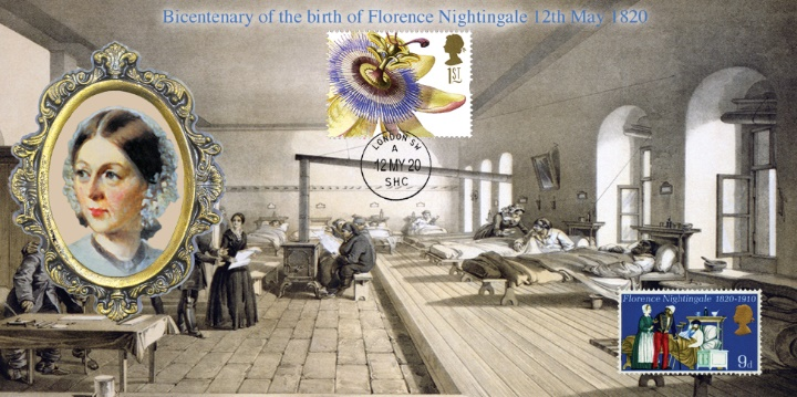 Florence Nightingale Bicentenary, Scutari Hospital