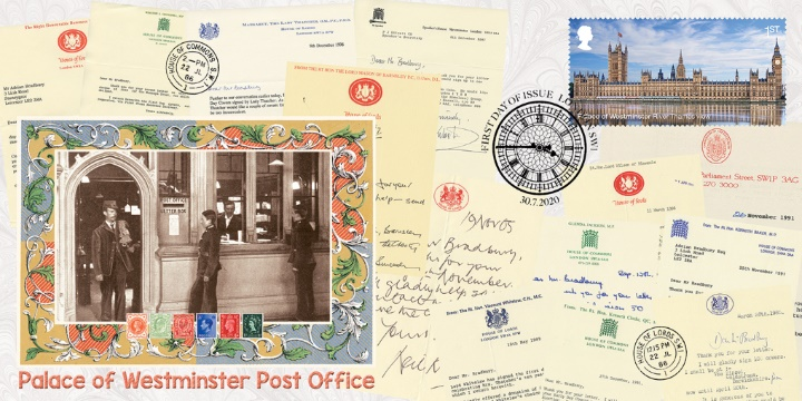 Palace of Westminster, Westminster Post Office
