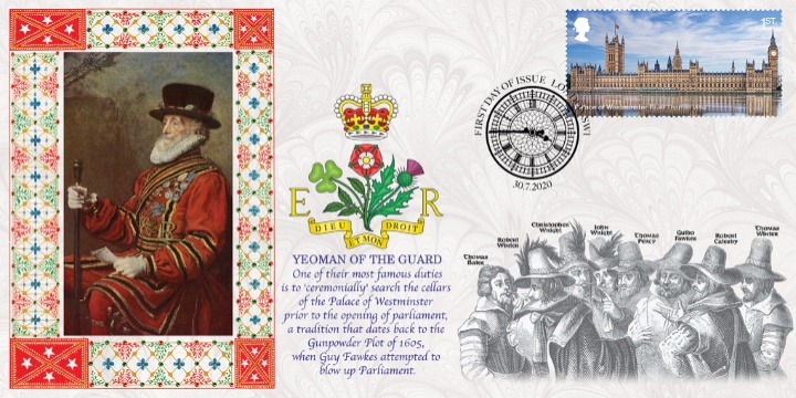 Palace of Westminster, Yeoman of the Guard