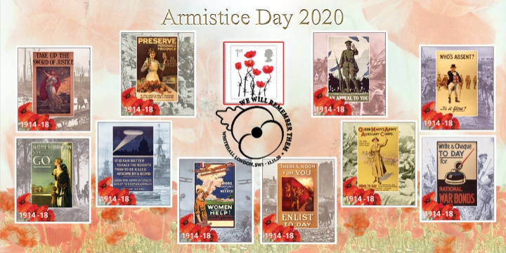 World War I Propaganda Posters, Armistice Day