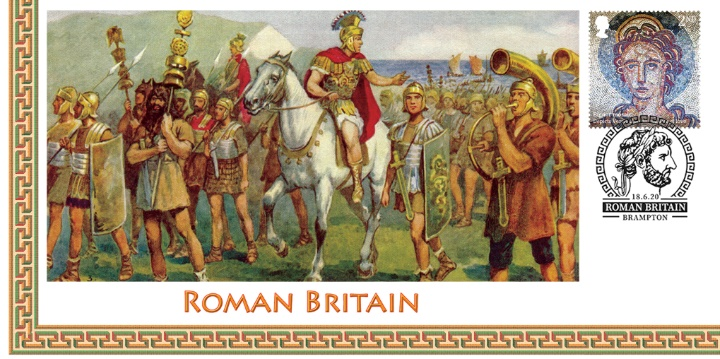 Roman Britain, Roman Invasion