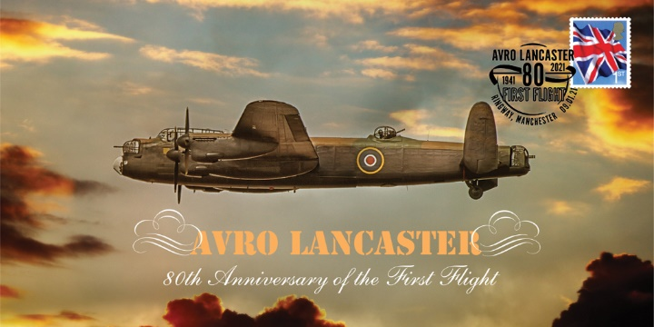 Avro Lancaster, 80th Anniversary of first flight