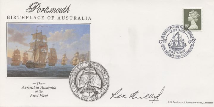 Portsmouth, Birthplace of Australia