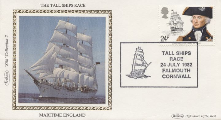 Maritime Heritage, The Tall Ships Race