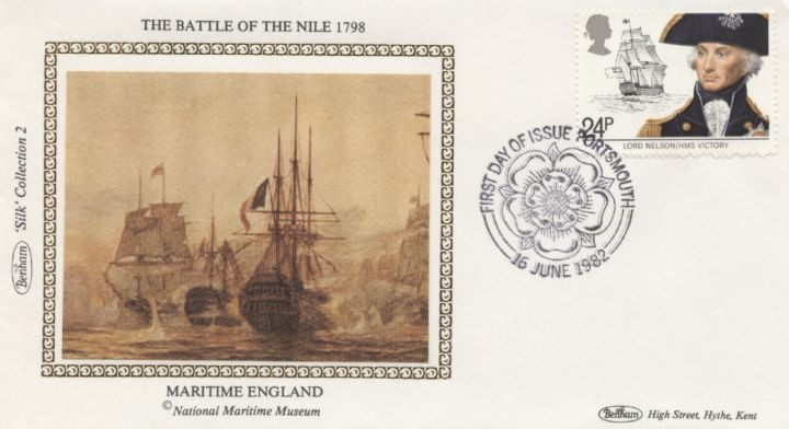 Maritime Heritage, The Battle of the Nile