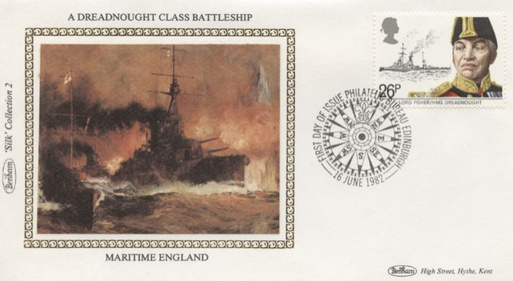 Maritime Heritage, Dreadnought