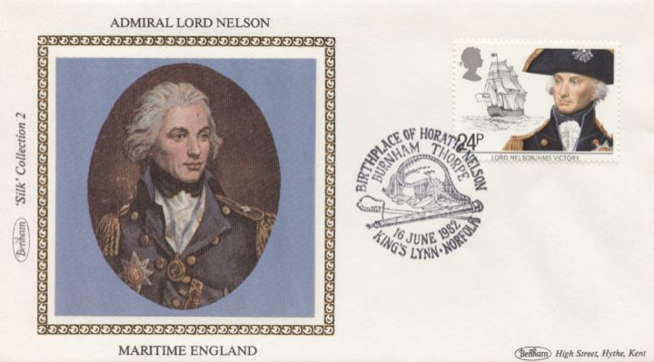 Maritime Heritage, Admiral Lord Nelson
