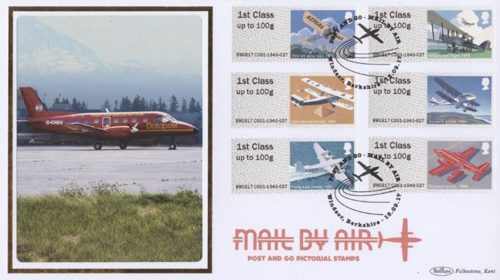 Mail by Air, Datapost