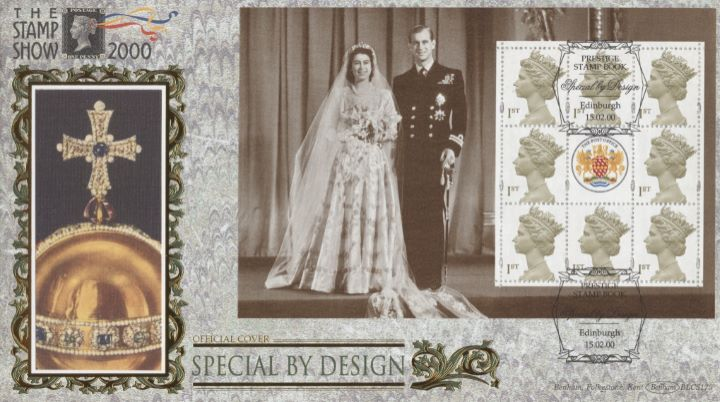 PSB: Special by Design - Pane 1, HM The Queen
