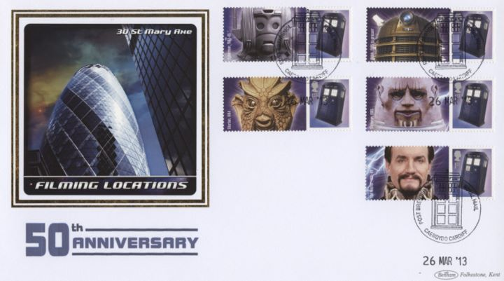 Doctor Who: Generic Sheet, 30 St Mary Axe