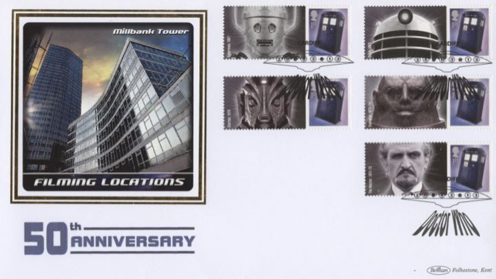 Doctor Who: Generic Sheet, Millbank Tower