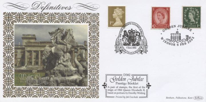 Wildings: reprints 1st & 2nd Class, Witley Court