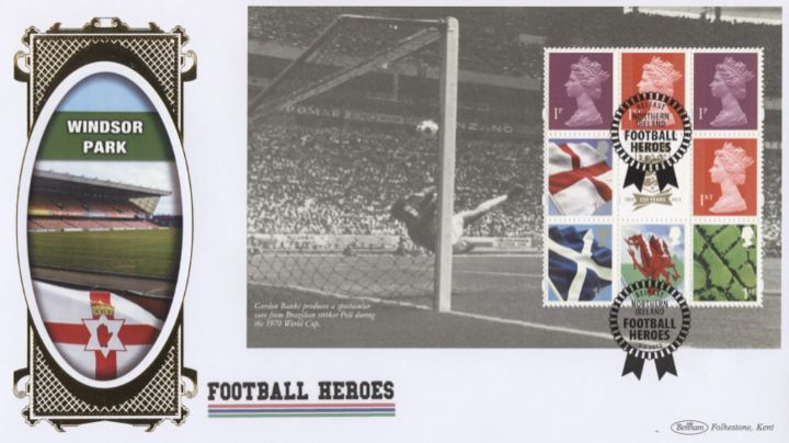 PSB: Football Heroes - Pane 1, Windsor Park