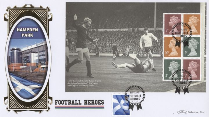 PSB: Football Heroes - Pane 4, Hampden Park