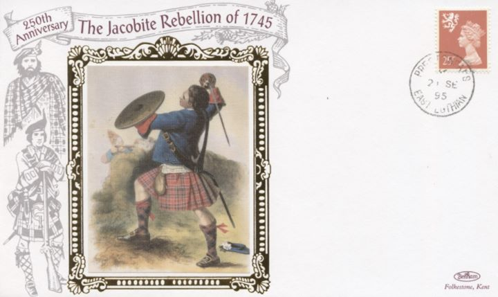 The Jacobite Rebellion 1745, Battle