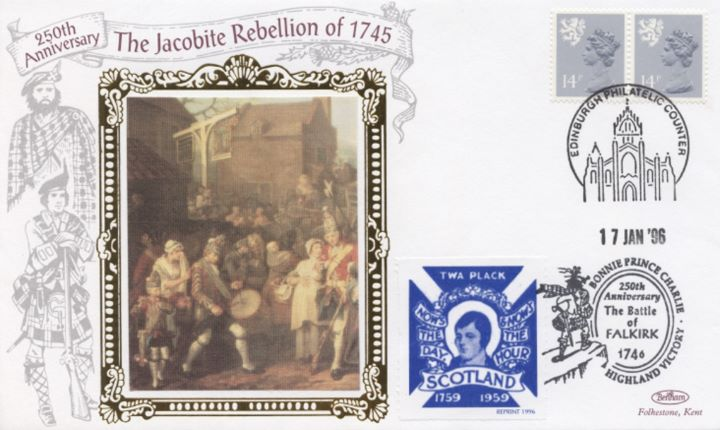 The Jacobite Rebellion 1745, Crowd Scene
