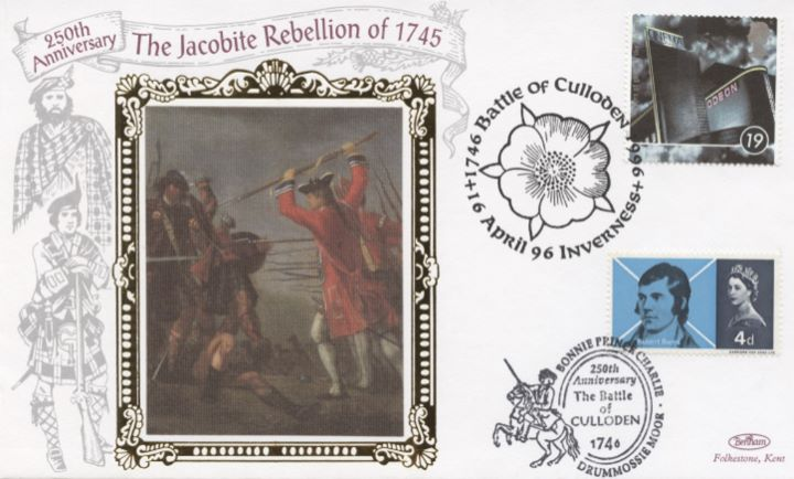 The Jacobite Rebellion 1745, Battle Scene