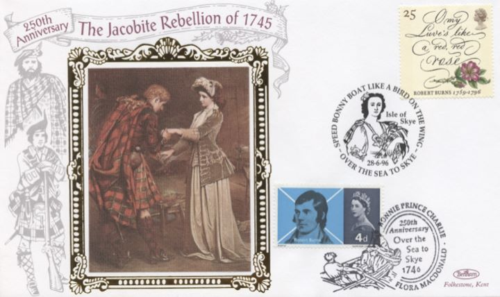 The Jacobite Rebellion 1745, Couple
