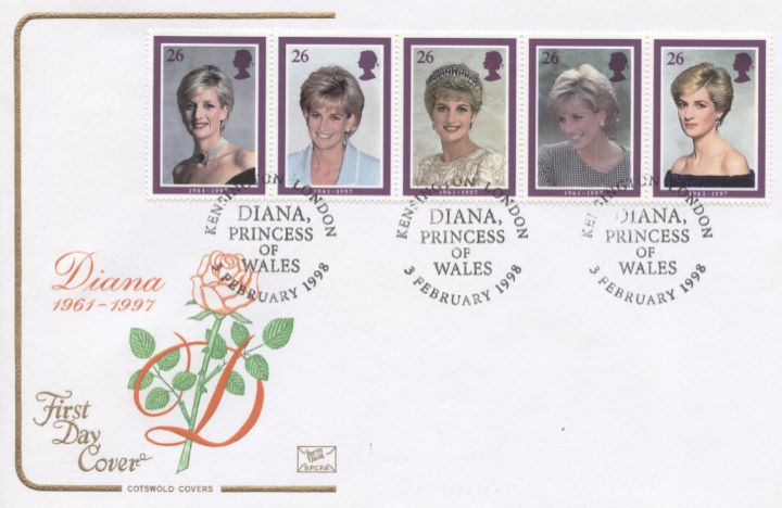 Diana, Princess of Wales, Rose